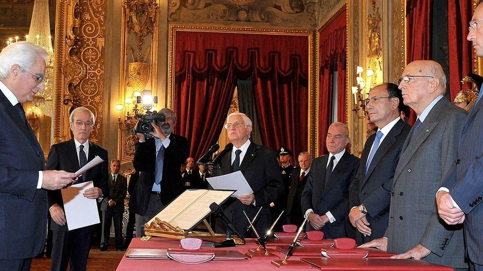 Sergio Matarella, propuesto por Renzi como próximo presidente de la República italiana