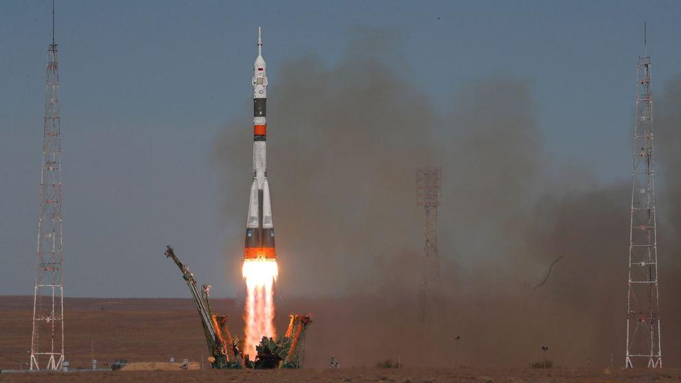 Así vivieron los astronautas a bordo de la Soyuz el terrorífico aterrizaje de emergencia