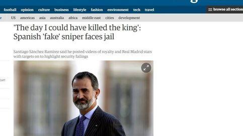 'The Guardian' se hace eco de la historia del falso francotirador