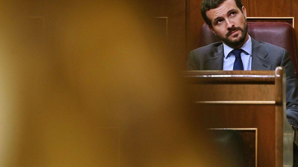 Pablo Hispán, el fontanero de Rajoy en Moncloa que Casado recoloca a la tercera