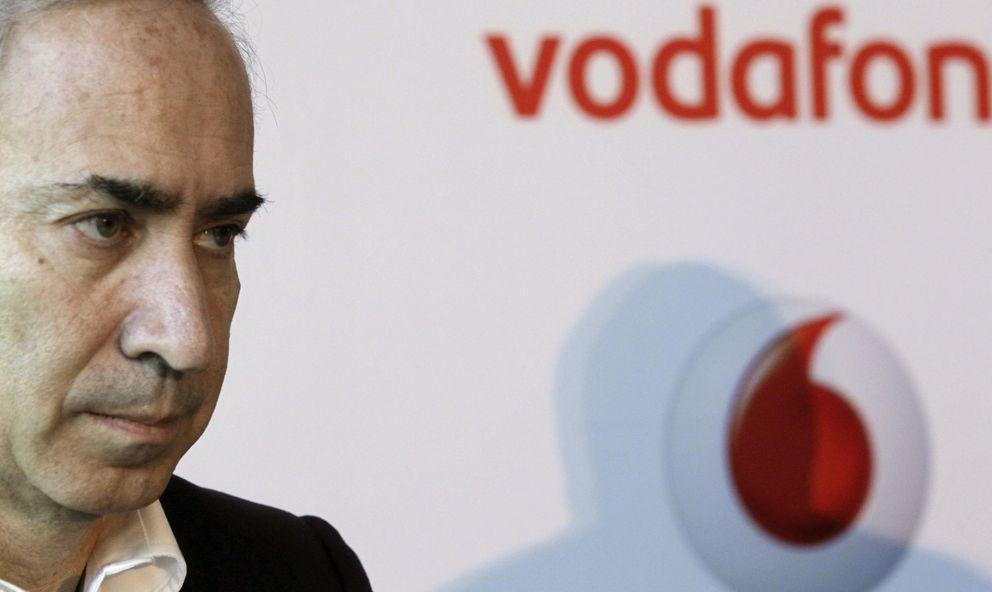 El consejero delegado de Vodafone España, Antonio Coimbra. (EFE)