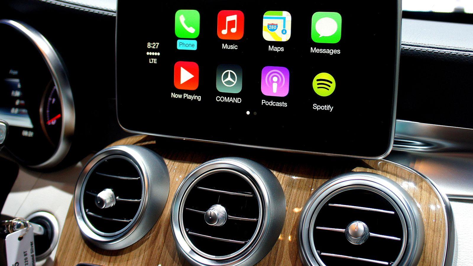 Foto: Titán: así podría ser el coche eléctrico de Apple