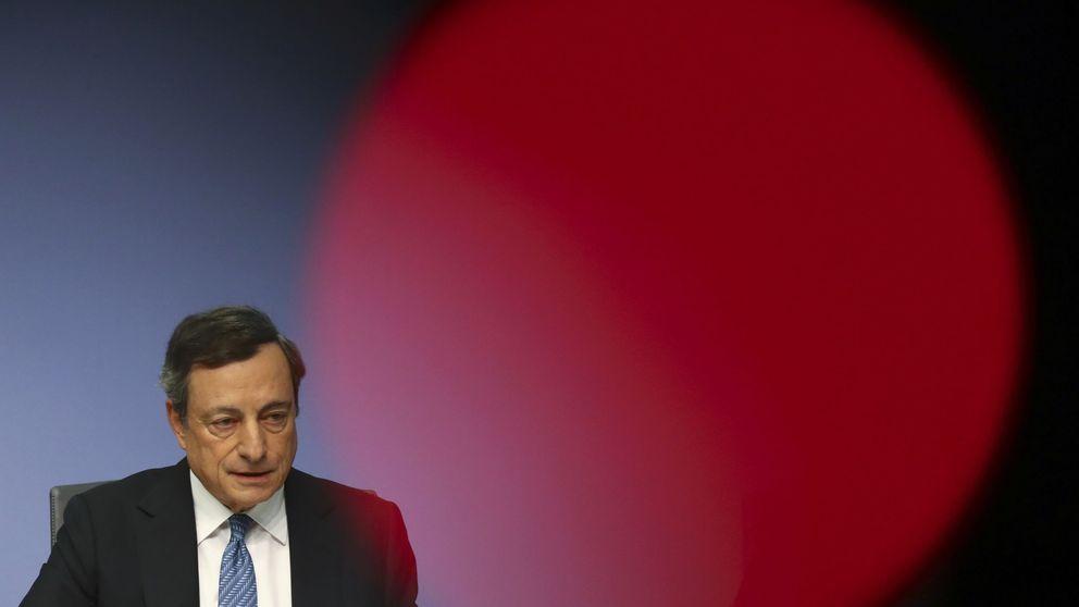 El BCE mantiene tipos y abre la puerta a ampliar estímulos más allá del plan inicial