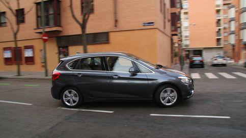 BMW 225 XE, buen cóctel de compacto híbrido enchufable y tracción 4x4