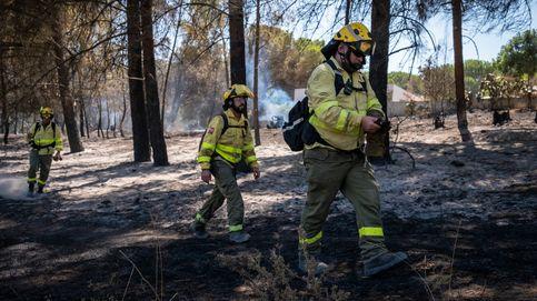 El incendio laboral que intenta apagar la Junta y que tiene a los bomberos en guerra