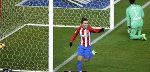 Post de Tres golazos del Atlético salvan la cuarta plaza, pero no despejan las dudas