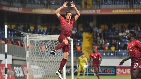 Un fallo en el último penalti aparta a España del título europeo sub 17