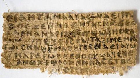 Tachan de falso un papiro que se refiere a Jesucristo como un hombre casado