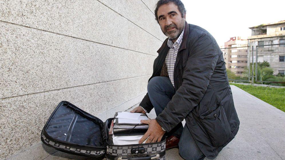 Foto: El máximo responsable de la empresa del grupo Las 5 Jotas, José Manuel Costas, en una foto de archivo de 2013. (EFE)