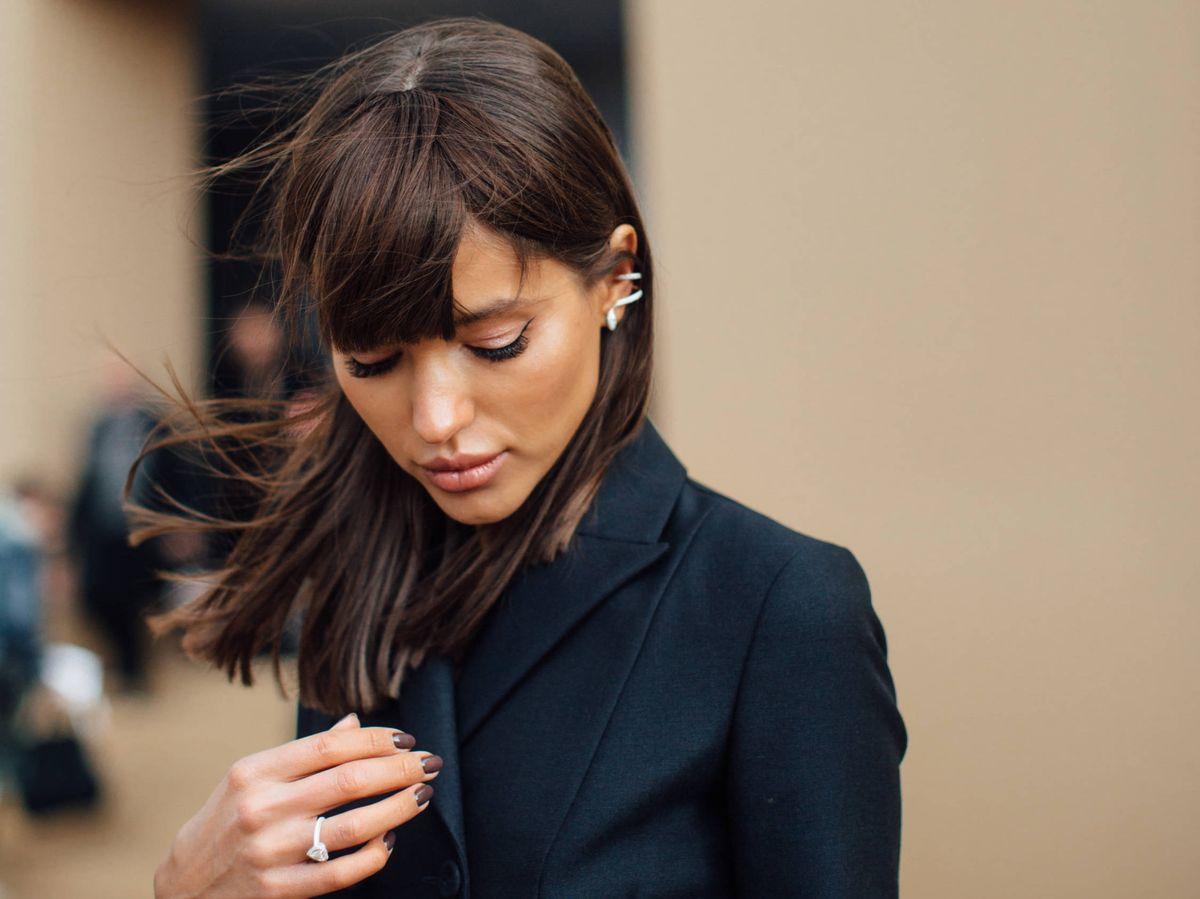 Foto: El blush drapping se ha convertido en la alternativa natural al contouring. (Imaxtree)