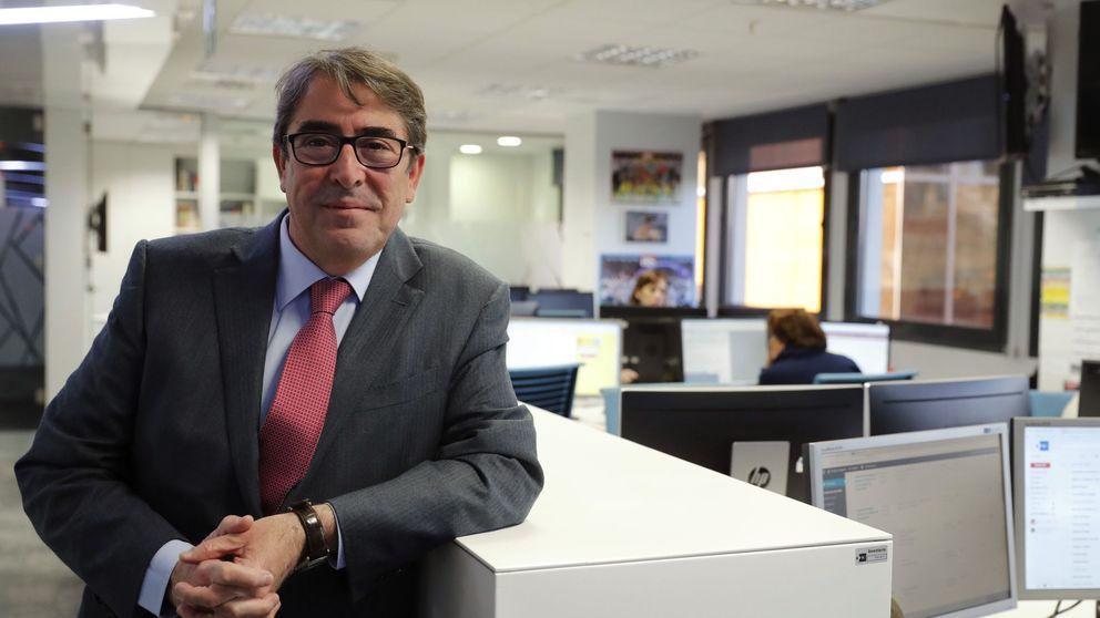Jorge Pérez acusa al sindicato de futbolistas de ir a favor de Villar