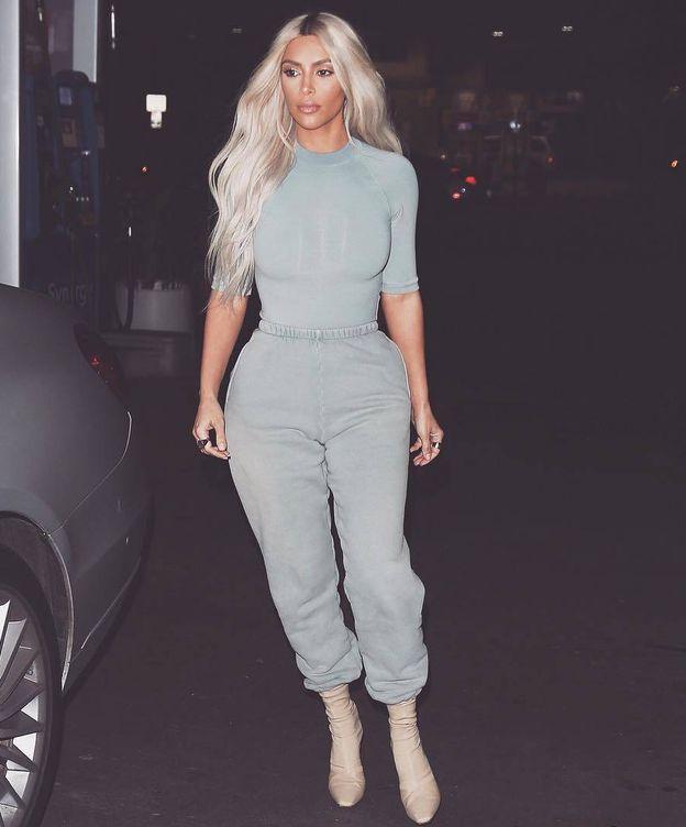 Foto: Kim Kardashian. (Instagram)