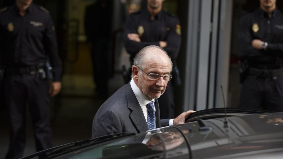 Bankia y UPyD pedirán el patrimonio oculto de Rato