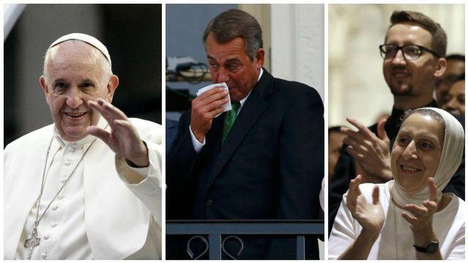 Foto: El discurso del Papa provocó reacciones de lo más variadas (EC/Agencias)