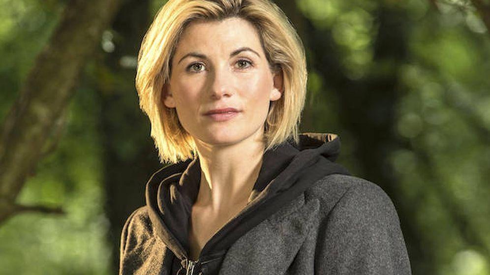 Foto: La actriz Jodie Whittaker. (BBC America)
