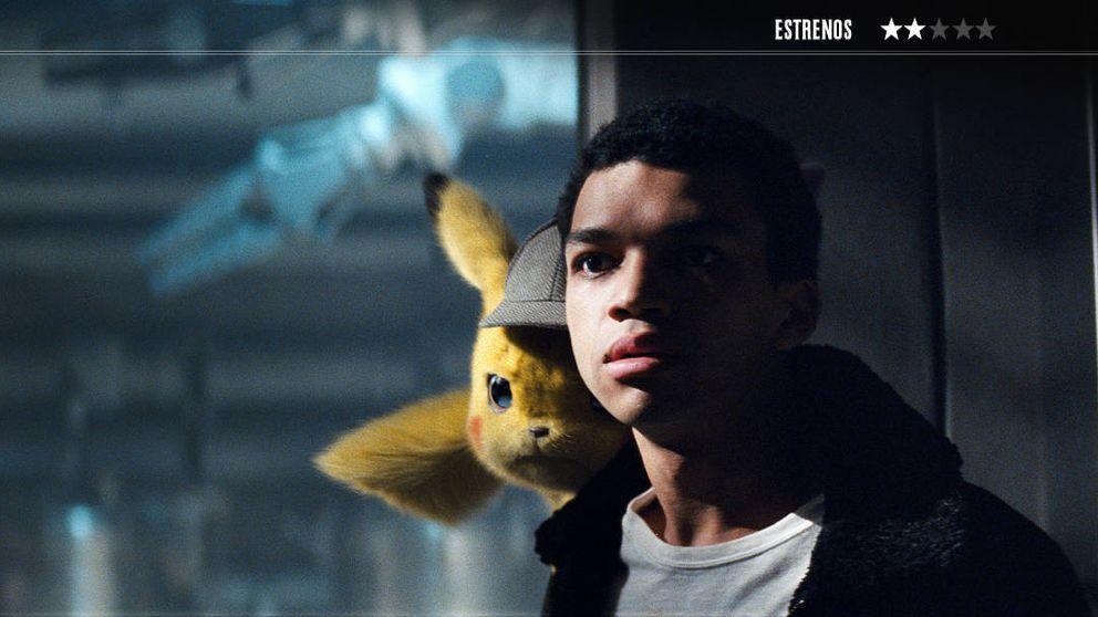'Pokémon: Detective Pikachu': un galimatías indigerible para toda la familia