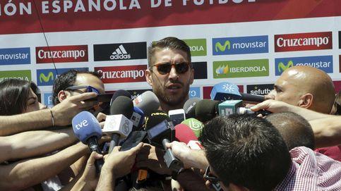 Sergio Ramos es baja con la Selección por molestias y le sustituirá Nacho