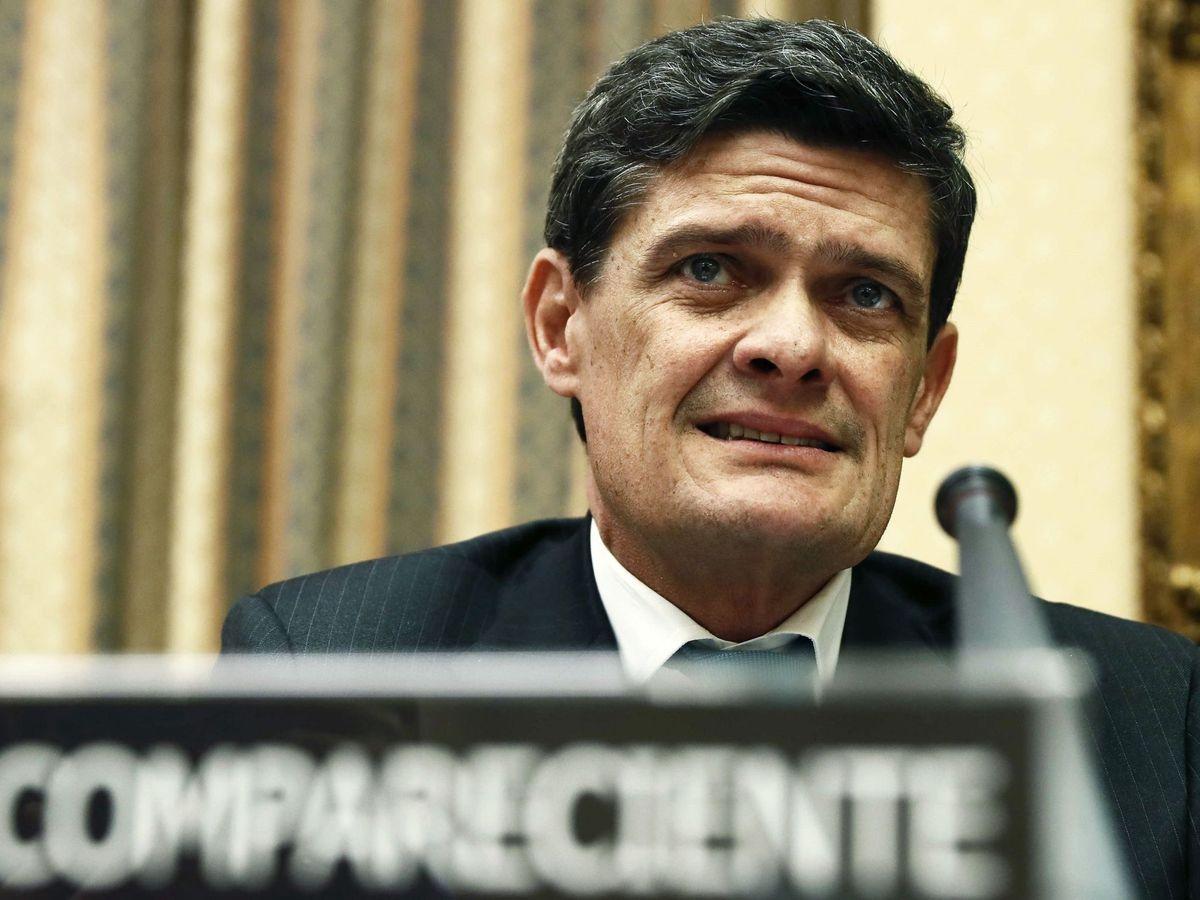 Foto: Jaime Echegoyen, presidente de Sareb. (EFE)