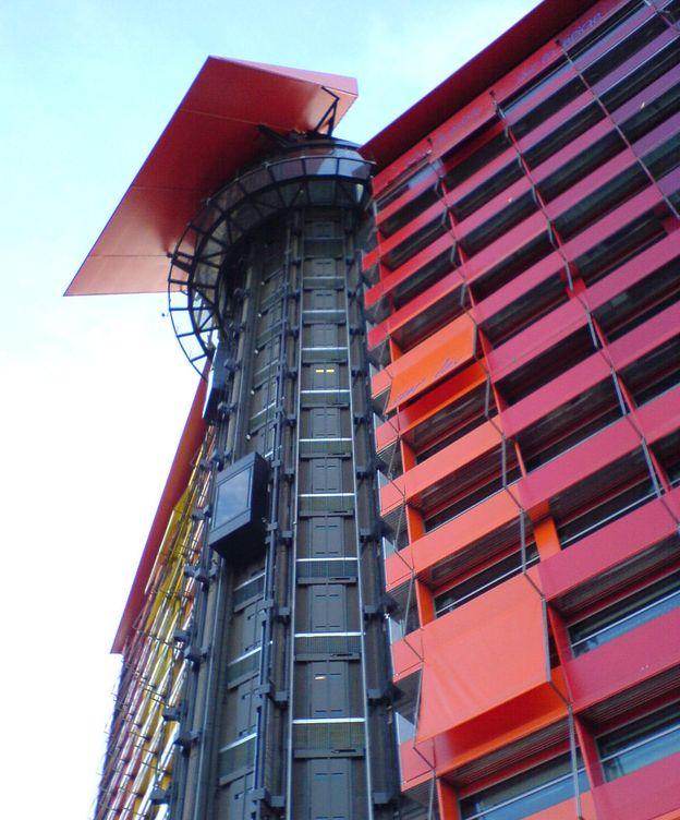 Bank of america se reserva la suite de silken compra deuda del hotel puerta de am rica - Silken puerta de america ...