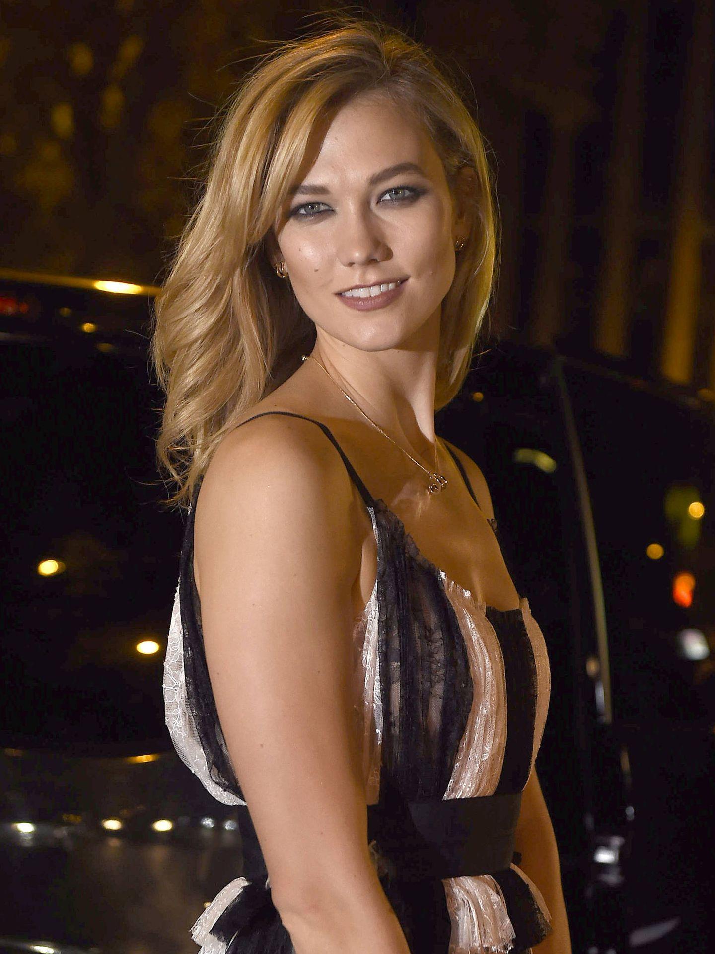 La modelo Karlie Kloss (Gtres)