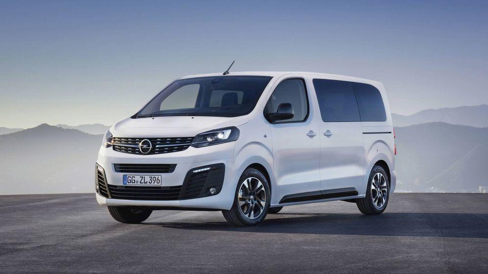 Foto: Cambio radical en el nuevo Opel Zafira que ofrecerá hasta 9 plazas y tres longitudes de carrocería.