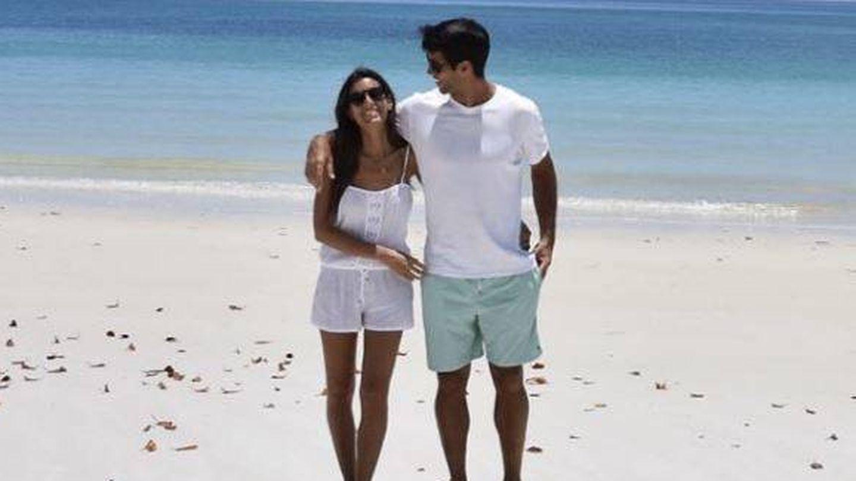 Ana Boyer y Fernando Verdasco, en una imagen de Instagram.