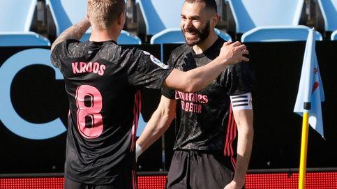 El terror de Benzema y la solidez de Casemiro: el Madrid no para de crecer (1-3)