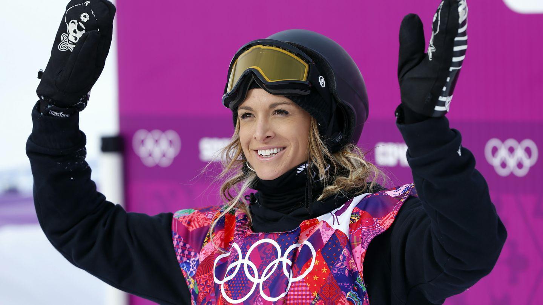 La atleta neozelandesa Rebecca Torr durante los Juegos de Invierno de Sochi. Febrero de 2014. (REUTEURS)