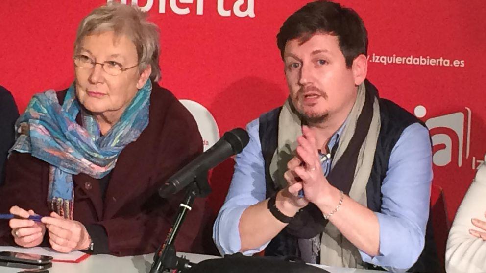 El partido de Llamazares presenta una candidatura rival a la de Garzón para liderar IU
