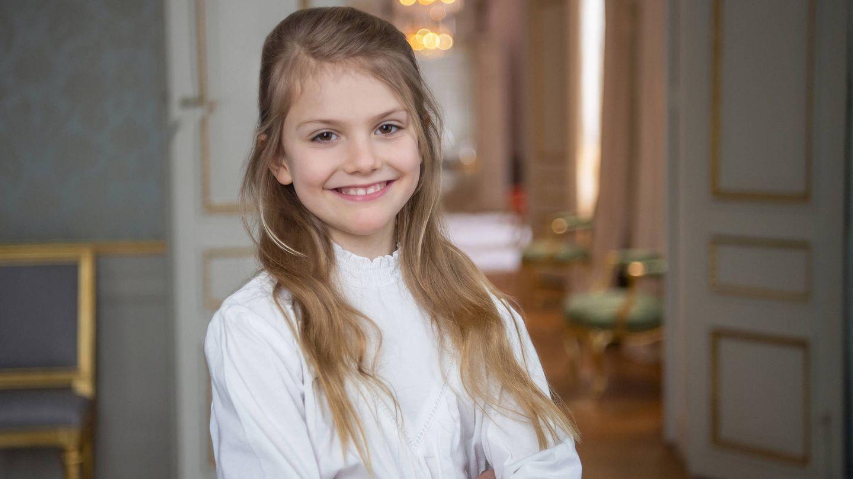 Estelle de Suecia. (Kungahuset)