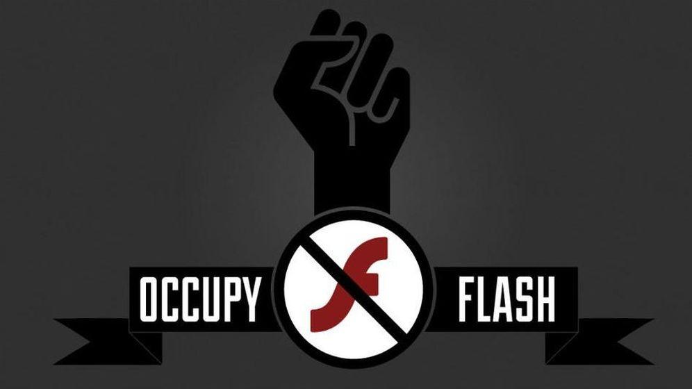 Foto: Hoy es el principio del fin de Flash, y es una gran noticia