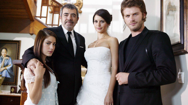 Imagen promocional de 'Amor prohibido'. (Atresmedia)