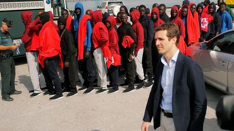 Casado aboga por un 'Plan Marshall' para África y pide abandonar el buenismo