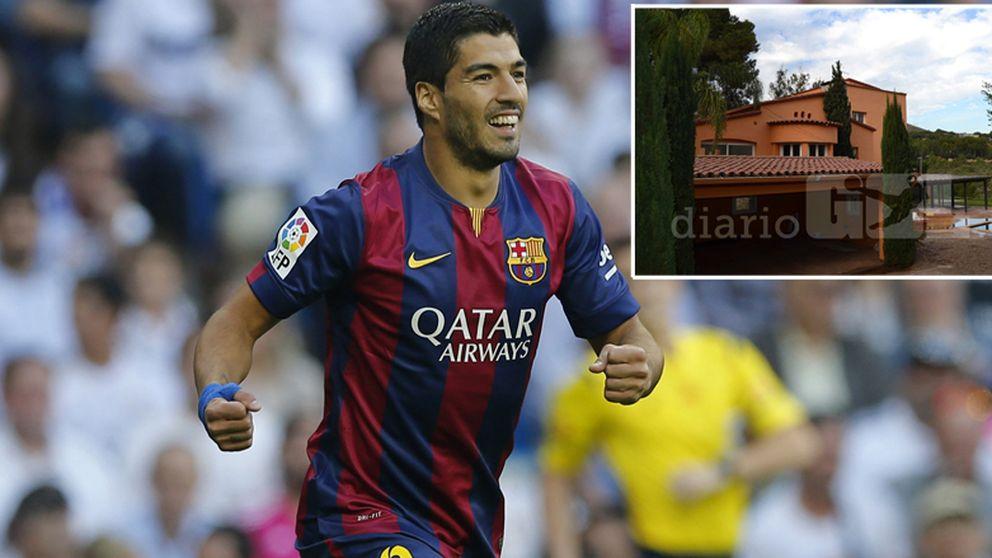 Luis Suárez desembolsa 3 millones de euros para vivir junto a Messi