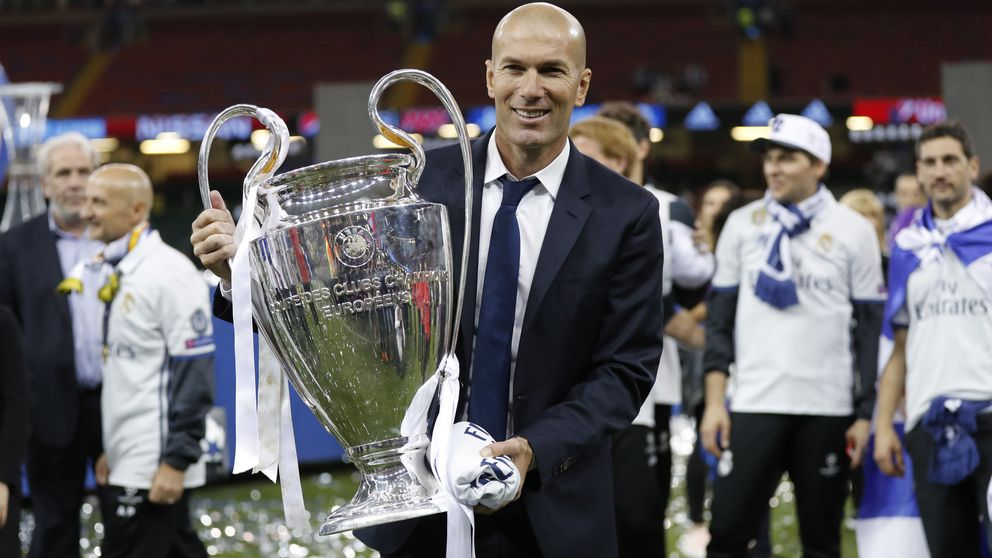 Zidane, la última bala que ha impuesto la hegemonía del Real Madrid en Europa