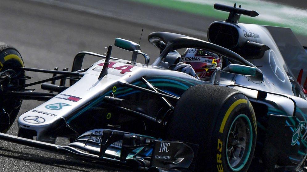 Foto: ¿Volverá Mercedes a la senda de la victoria en el próximo Gran Premio? (EFE)