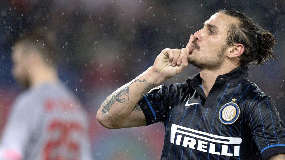 La pesadilla de Osvaldo en el Inter: de crack a marginado por Mancini