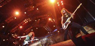 Post de Iron Maiden 'no permite' ir al baño o beber cerveza durante sus conciertos de esta gira