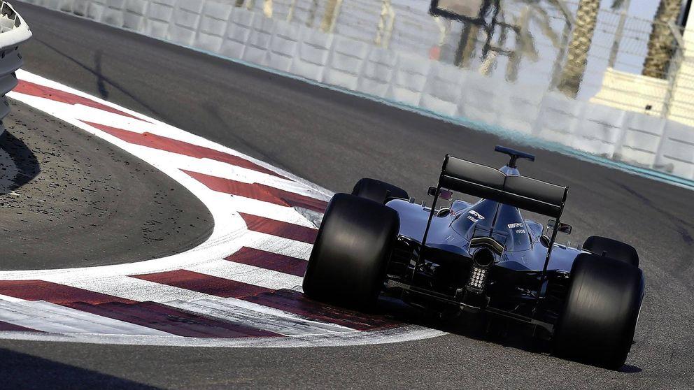 A Hamilton se le pone mal cuerpo y abandona el Mercedes antes de tiempo
