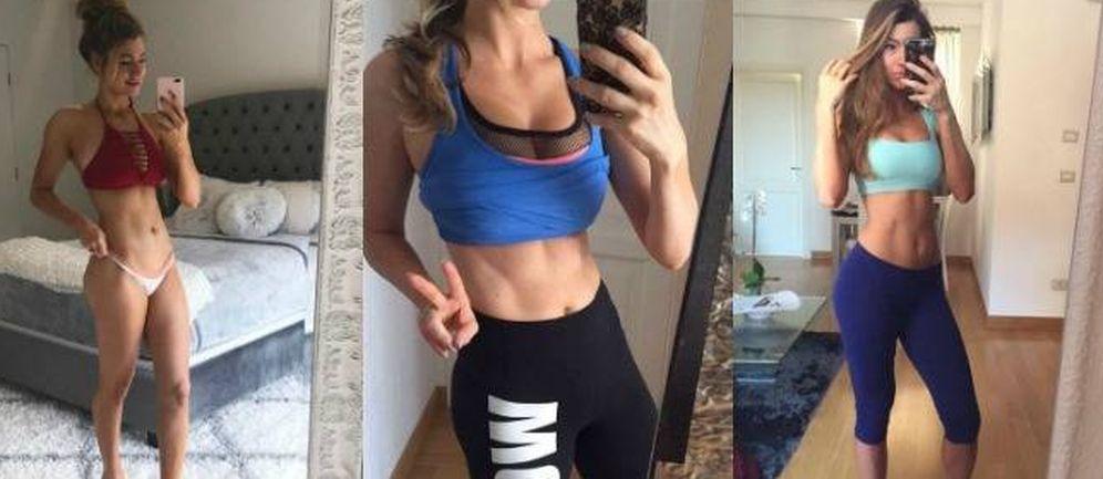 Fitness: La foto de la modelo que explica la verdad sobre el cuerpo ...