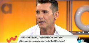 Post de Jesús Vázquez anuncia proyecto con Isabel Pantoja en Telecinco
