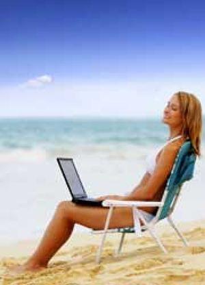 ¿No sabe desconectar cuando se va de vacaciones? El 'síndrome del ejecutivo' tiene cura