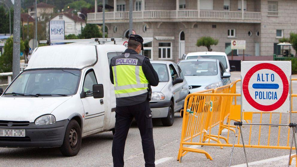 El Gobierno prorroga los controles en fronteras con Portugal hasta el 30 de junio