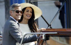 Así fue el vestido de novia de Amal Alamuddin, la esposa de Clooney