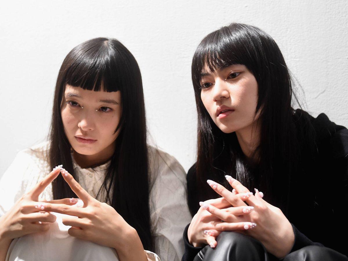 Foto: Las uñas postizas han vuelto y ahora se llaman 'press-on nails'. (Getty)