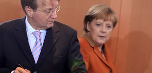 Post de El 'fontanero' del Gobierno alemán abandona a Merkel por otra mujer