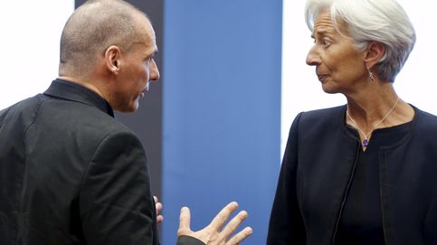 Lagarde a Varufakis: Hola, te saluda la criminal en jefe