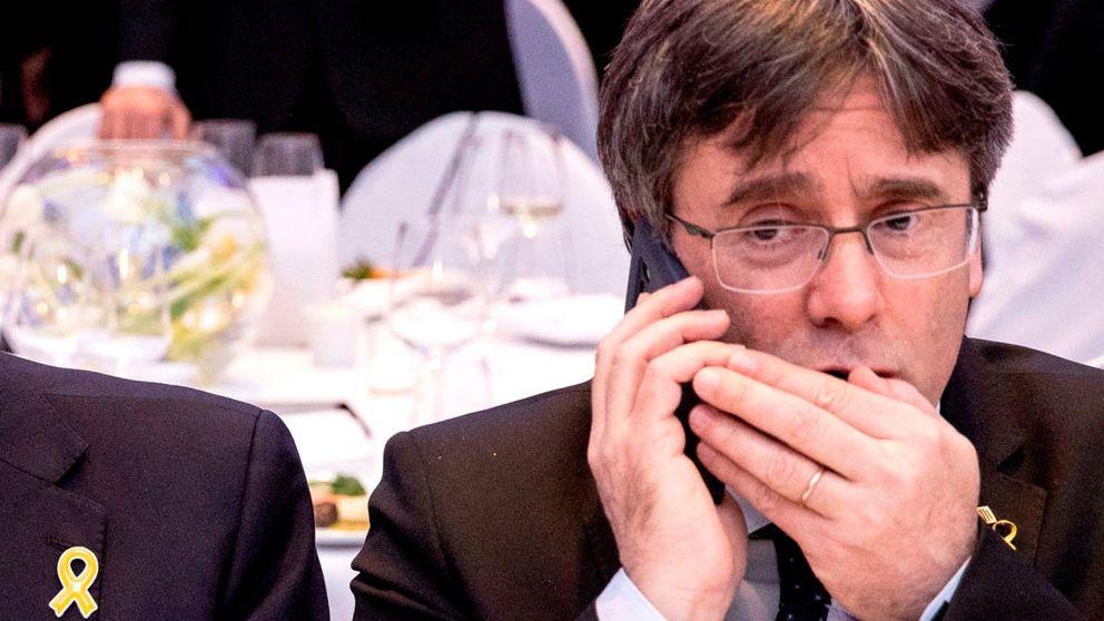 Puigdemont ocultó un informe interno que admitía corrupción masiva en la obra pública