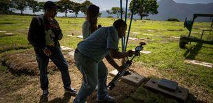 Post de El venezolano Acosta, muerto bajo custodia, enterrado contra la voluntad de su familia