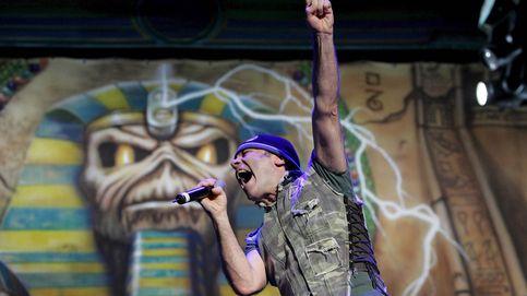 La apuesta suicida de contratar a Iron Maiden para el Wanda Metropolitano